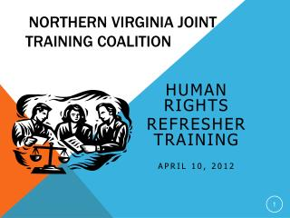 NORTHERN VIRGINIA JOINT TRAINING COALITION