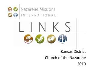 Kansas District Church of the Nazarene 2010