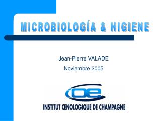 MICROBIOLOG A  HIGIENE