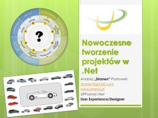 Nowoczesne tworzenie projektów w .Net
