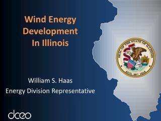 Wind Energy Development In Illinois