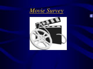 Movie Survey