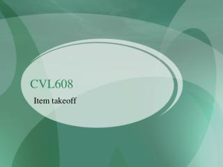 CVL608