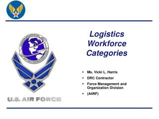 Logistics Workforce Categories