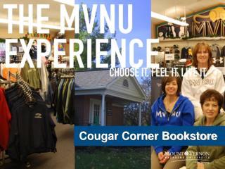 Cougar Corner Bookstore