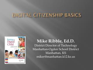 Digital Citizenship Basics