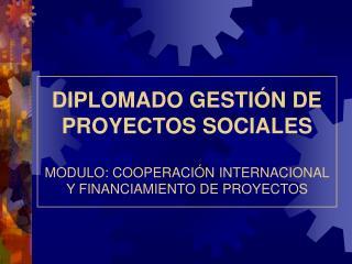 Panorama General de la Cooperaci�n Internacional en Bolivia
