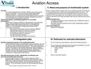 Aviation Access
