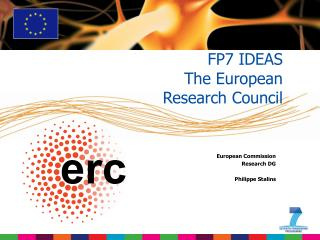 European Commission Research DG Philippe Stalins