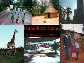 Humphrey Kanga