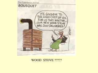 WOOD  STOVE ?????