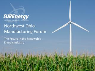 Northwest Ohio Manufacturing Forum