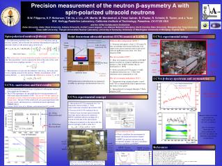 Precision measurement of the neutron  β -asymmetry A with      spin-polarized  ultracold  neutrons