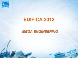 EDIFICA 2012