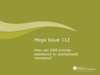 Mega Issue 112
