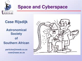 Space and Cyberspace