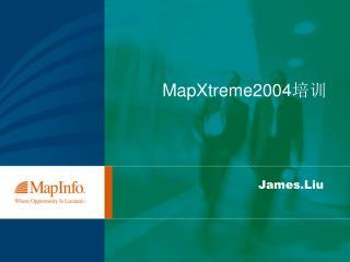 MapXtreme2004 培训
