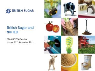 British Sugar and the IED