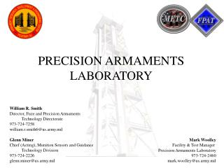 PRECISION ARMAMENTS LABORATORY