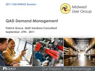 QAD Demand Management