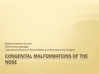 Endoscopic skull base surgery a brief
