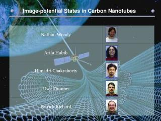 Image-potential States in Carbon Nanotubes