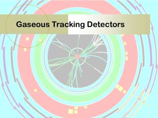 Gaseous Tracking Detectors
