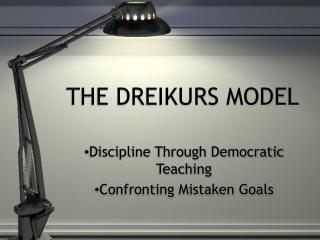 Rudolf Dreikurs