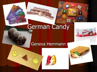 German Candy