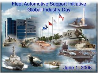 Fleet Automotive Support Initiative Global Industry Day