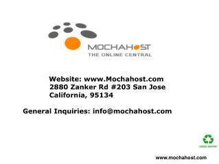 MochaHost Offers Best Web business solutions