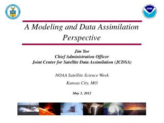 A Modeling and Data Assimilation Perspective