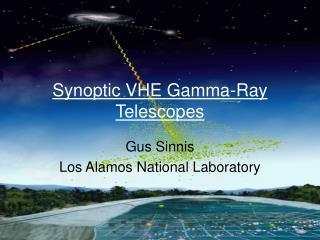 Synoptic VHE Gamma-Ray Telescopes
