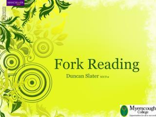 Fork Reading