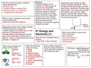 P1 Energy and Electricity (1)