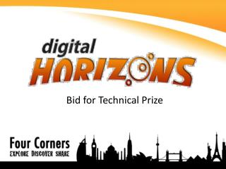 Bid for Technical Prize