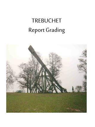 TREBUCHET Report Grading