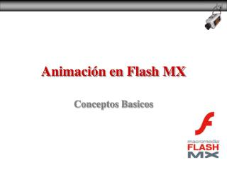Animación en Flash MX