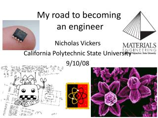 My road to becoming  an engineer