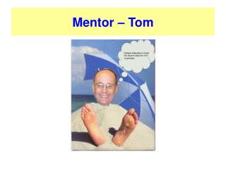 Mentor – Tom
