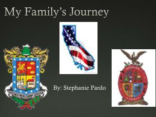 My Family's Journey