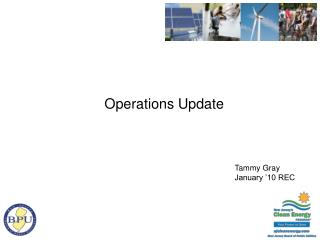 Operations Update