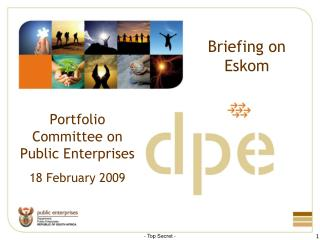Briefing on Eskom