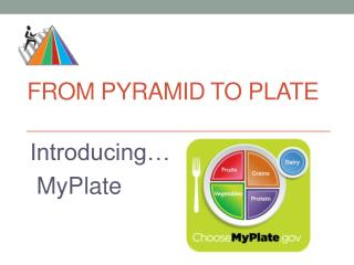 From Pyramid to Plate