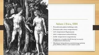 Adam i Ewa, 1504