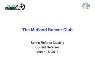 The Midland Soccer Club