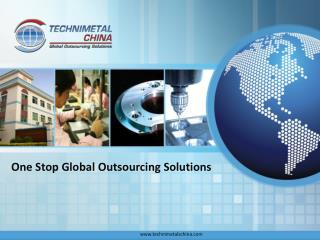 One Stop Global Outsourcing Solutions