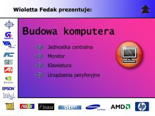 Wioletta Fedak prezentuje: