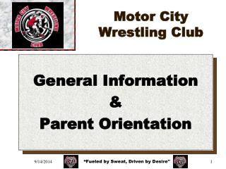 Motor City Wrestling Club
