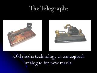 The Telegraph: